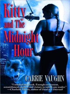 cover image of Kitty and the Midnight Hour
